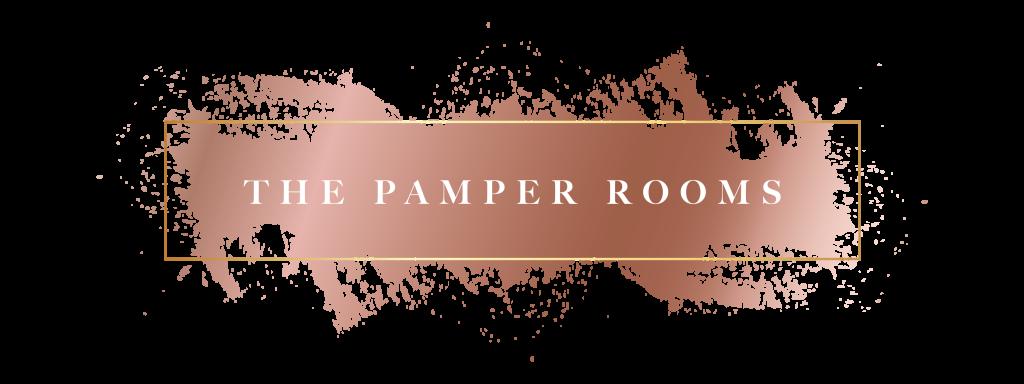 the pamper room logo