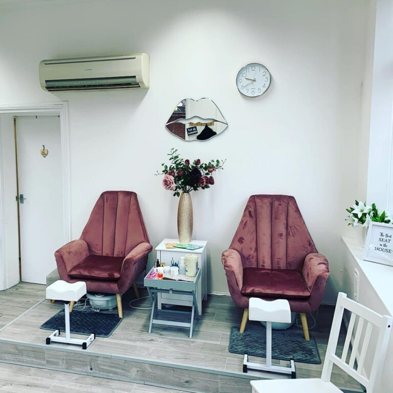 The Pamper Rooms